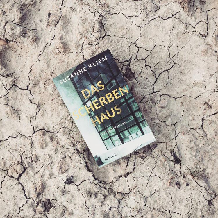 Susanne Klien – Das Scherbenhaus  Kurzweiliger, schnell gelesener Thriller über ein technisch hochmodernes Haus, in dem der Tod lauert. Beklemmende und gruselige Geschichte, leider sprachlich zu kindlich umgesetzt, dennoch mit ein paar spannenden Highlights.