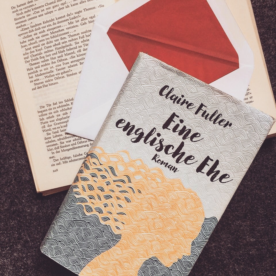 Claire Fuller – Eine englische Ehe  Eine Geschichte mit viel Tiefe und besonderem Sprachstil. Die Worte sind sehr bewusst gewählt worden. Für mich sind am Ende einfach zu viele Fragen unbeantwortet geblieben.
