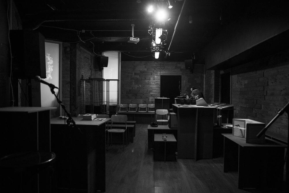 Installation view, Wunderkammer, Ultima Academy