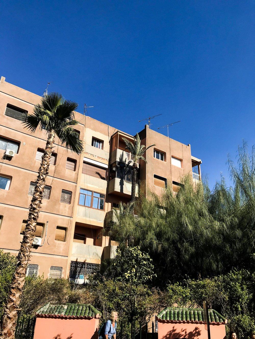 Marrakech :  The Pink City!