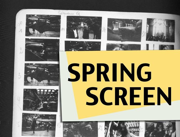 Spring Screen - One Day Only // Galleri Fisk   GALLERI FISK is happy to present 13 video works by artists, working with video and short animation.  Eli Maria Lundgaard (NO) Josefina Malmegård (SE)   Moa Gustafsson Söndergaard (SE) Angelika Szkucik (PL) Kevin Luna (SE) Camilla Topuntoli (SE) Richard Krantz (SE) Beatrice Orlandi (IT) Espen Pedersen (NO) Wendimagegn Belete (ET) Angelica Falkeling (SE) Dorota Tylka & Amadeusz Ferduła (PL) Madlen Hirtentreu (EE)