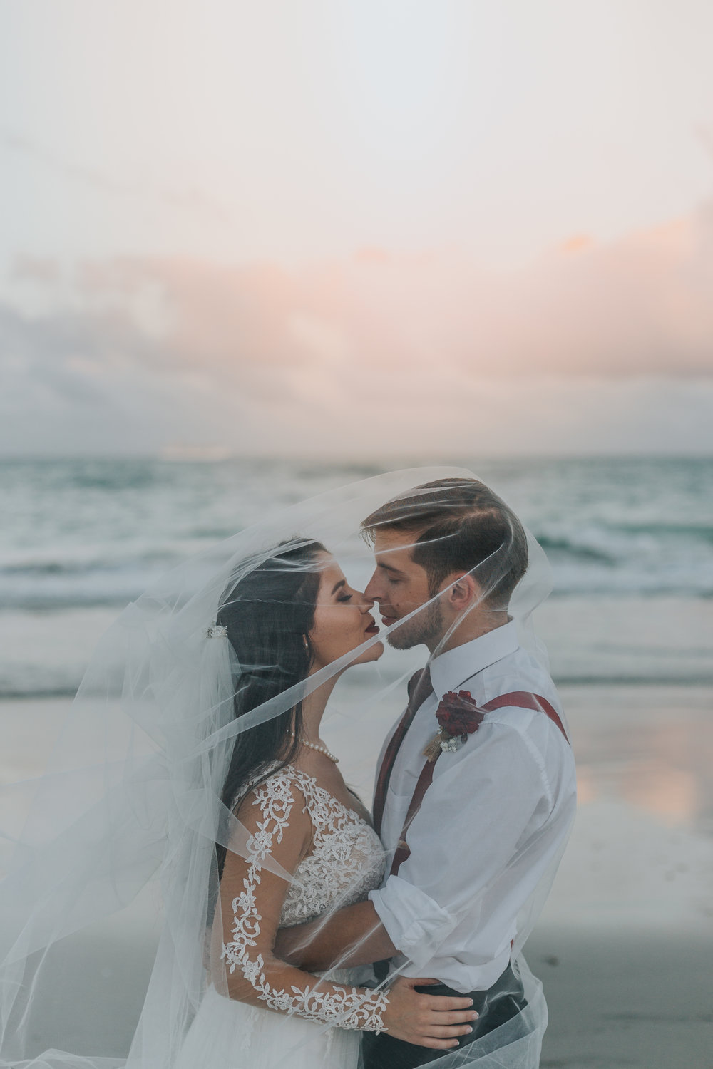 Jacquelynn + Scott<strong>Hollywood, FL</strong>