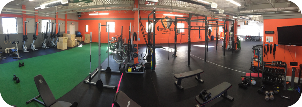 Steel Fox CrossFit Interior