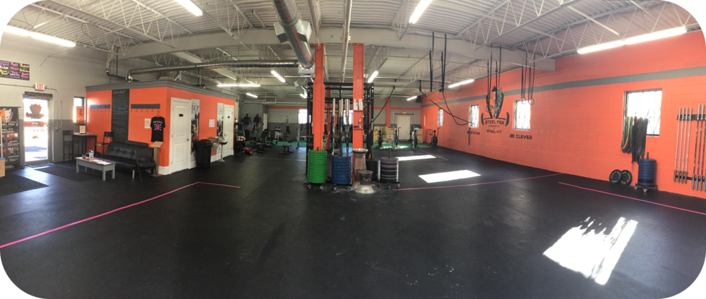 Steel Fox CrossFit Gym
