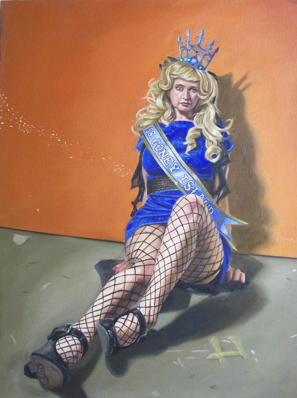 Miss Coney Island 2011: Orange