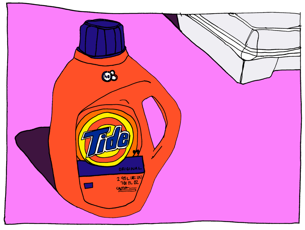 Detergent and Take-Out