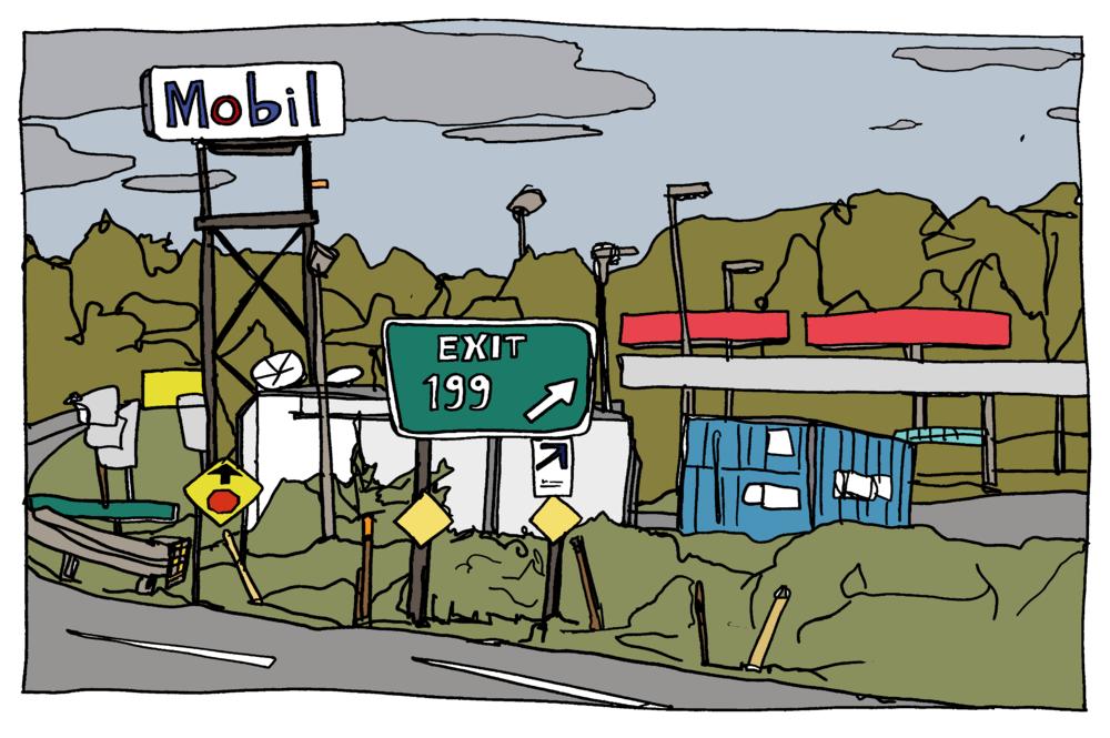 Exit 199