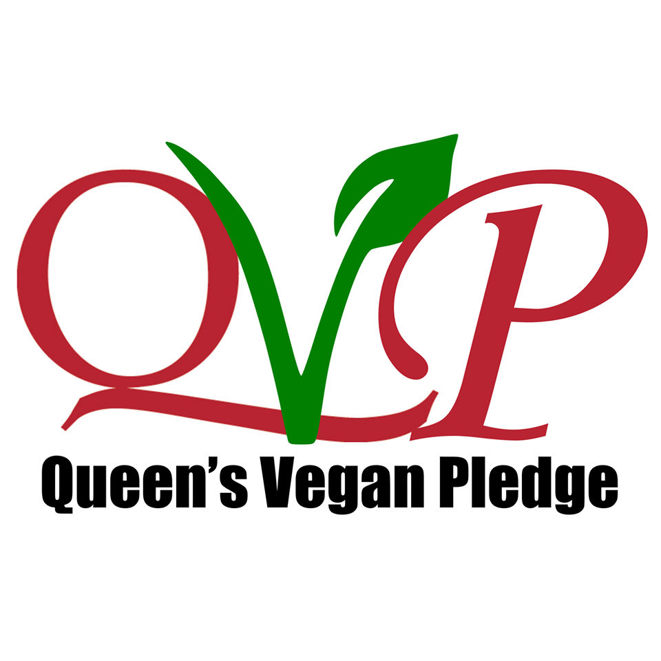 Queen's Vegan Pledge