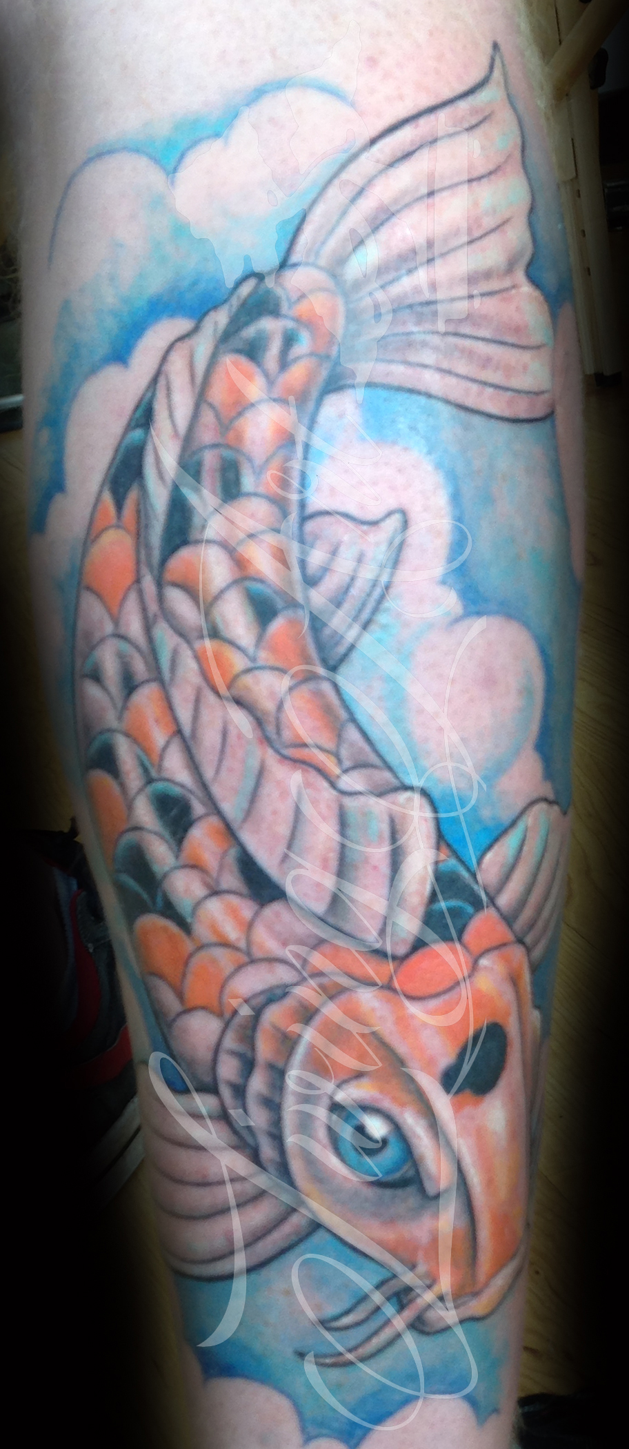 chris owen tattoo_koi tattoo_japanese tattoo.jpg
