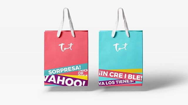 Meet tot, the mexican brand that brings the most fun and innovative footwear. Who doesn't need a bit of color in their life? Check out the full project! Link in bio 🔝 . . . . . #graphicdesign #designer #socialmedia #brandidentity #brand #logodesigner  #advertising #logos #business #graphicdesigner #creative #minimal #type #typography #logo #graphic #graphicart #design #productpackaging #brandingdesign #brandidentity #branddesign #inspiration #logoinspiration #branding #creativedesign #colorful