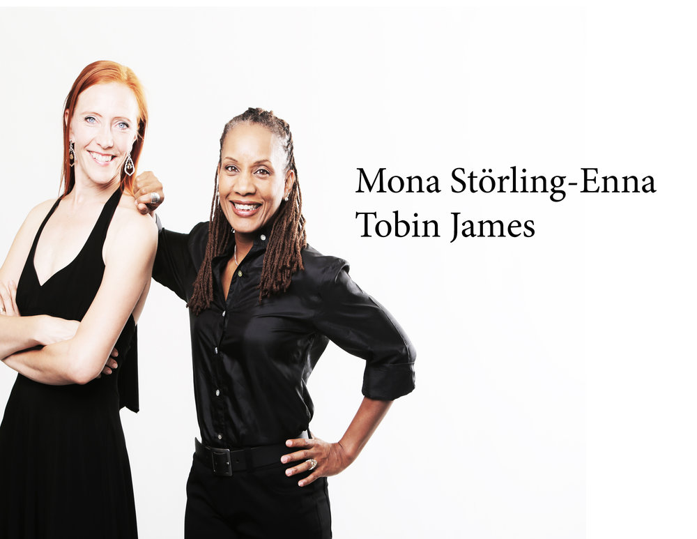 Choreographers Mona Storling-Enna and Tobin James welcome you to the premiere of UNDERGROUND in St. Louis.