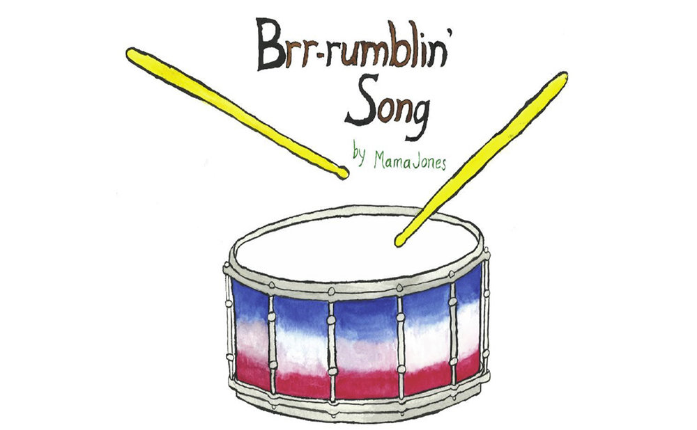 The Bramblin' Song is a story book/coloring book for young kids.   A slave, a daughter of the south, and a drummer boy. Can they stop the war with just one motion?