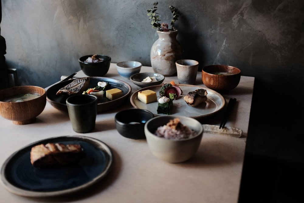 Mottainai at Okonomi: A 'Little Waste' Breakfast, Just 'As You Like It'   for dirt.online