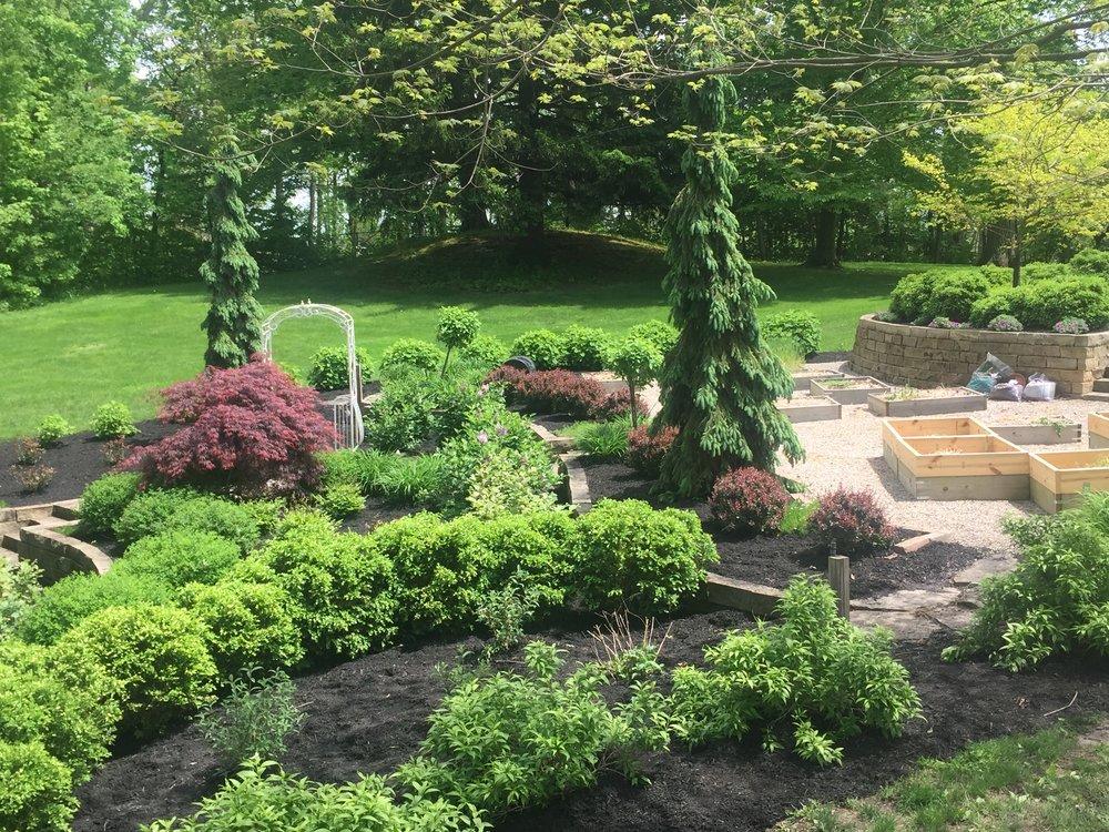 Landscape Planting Design