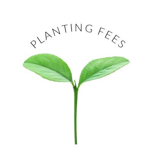 PLANTING FEES