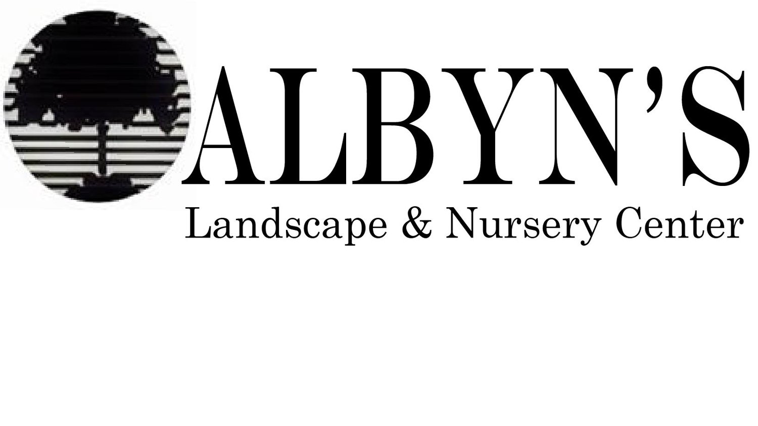ALBYN'S LANDSCAPE & NURSERY CENTER