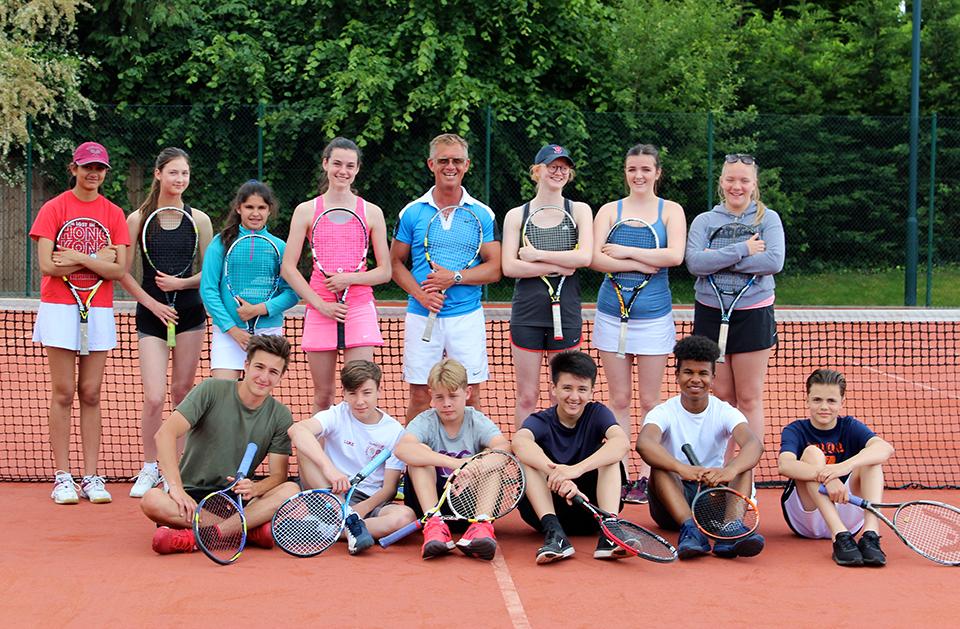 Thursdays aspiring Tennis Leaders!