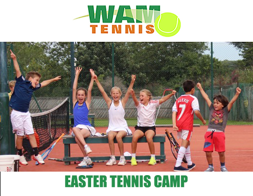 Book now for Easter Camp - Tuesday 3rd - Friday 13th April