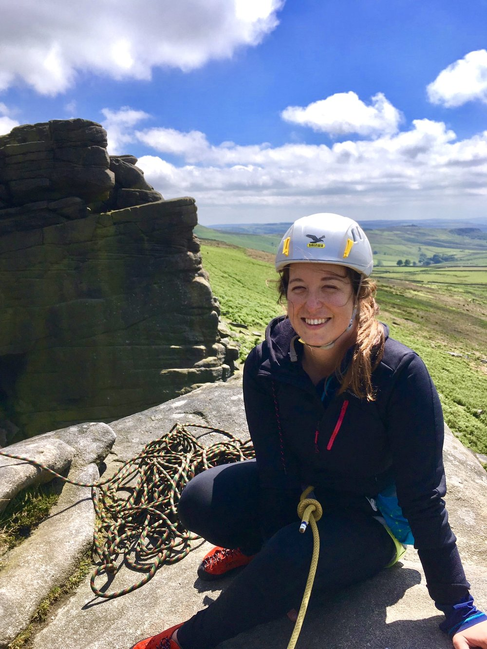 Briony - Ed is very knowledgeable, both as an instructor and with regard to the locations that he teaches in. He's also excellent company for the long drives to and from! I had such a lovely day.