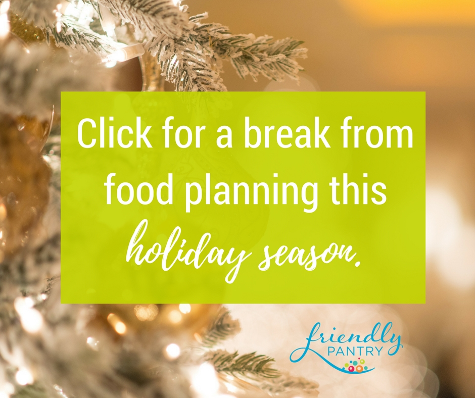 Food Allergy Holiday Stress Reliever