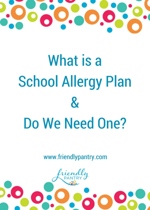 Food Allergy at School