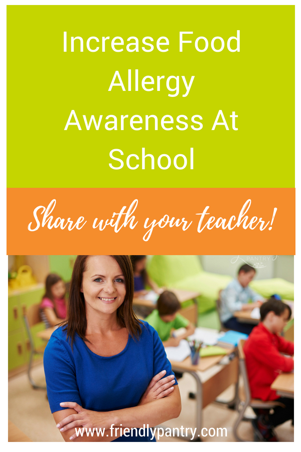 Food Allergy Awareness at School