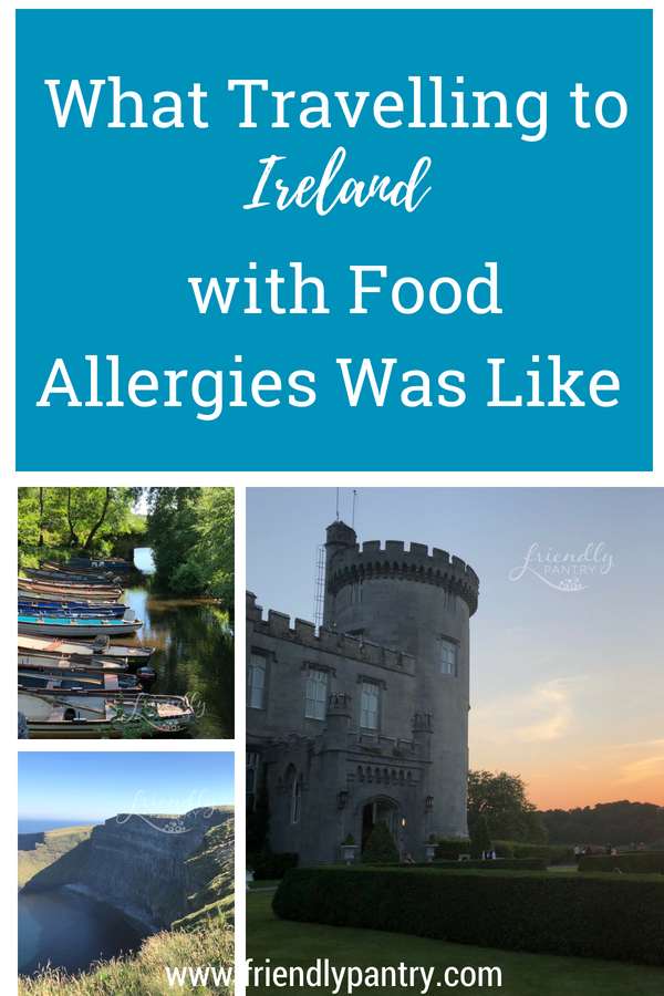Tips for Travelling Overseas With Food Allergies