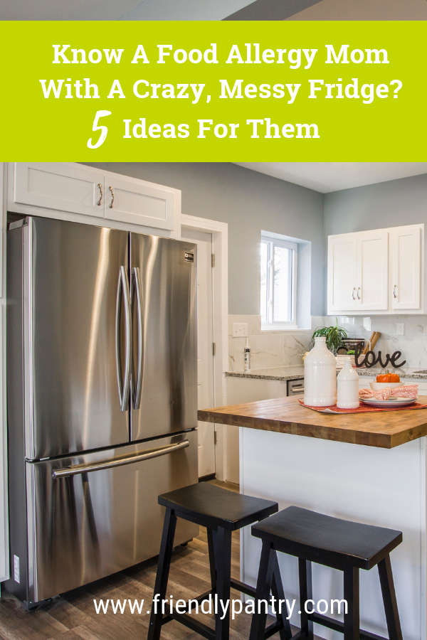 You'd be surprised how a clean fridge can make cooking delicious allergy eats for your family easier.  Find out why you should clean your fridge as part of your food allergy research and education.