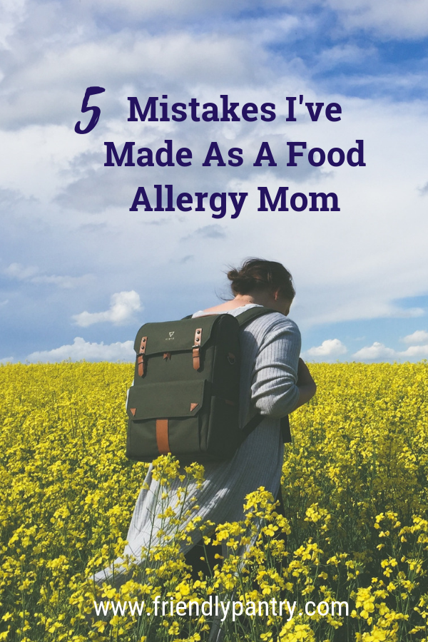 Allergy eats aren't the only thing affected by allergies.  This food allergy article talks about my worst mistakes including not using my fare allergy plan.