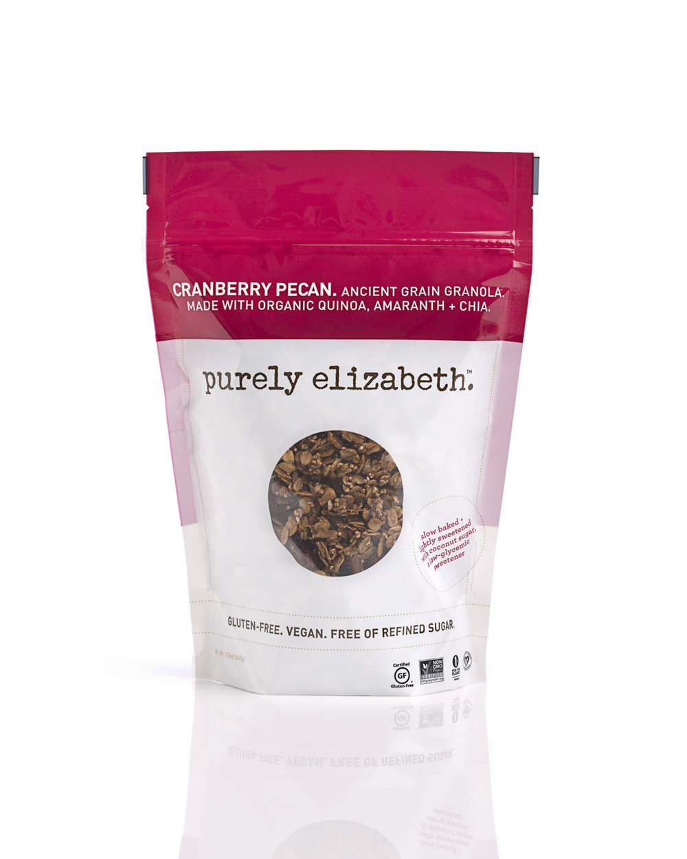 Purely Elizabeth Ancient Grain Granola Cranberry Pecan