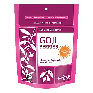Goji Berries (Whole Foods)