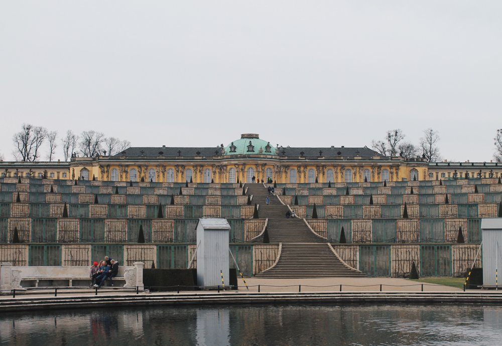 Sansscouci Palace