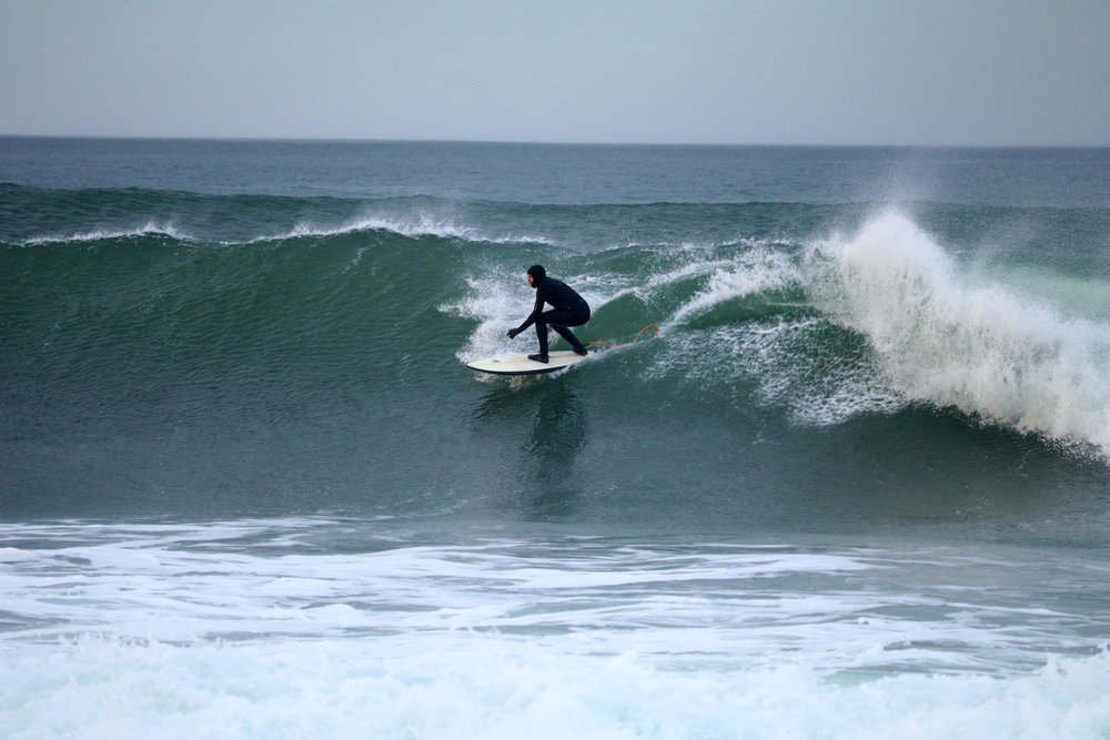 Eoin on a clean one.
