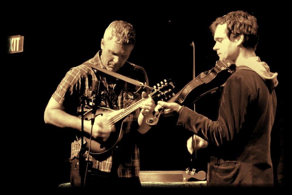 Rob & Jason, Athens, GA 2015. Photo: Amy Heaton
