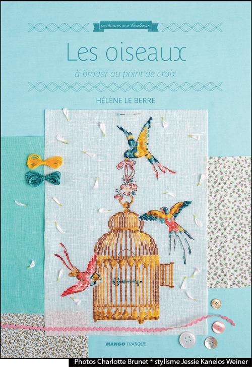 """"""" Les Oiseaux """" éditions Mango"""