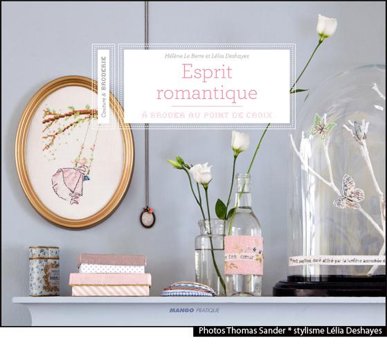 """"""" Esprit romantique """" éditions Mango"""
