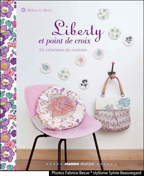 """ Liberty et point de croix "" éditions Mango"