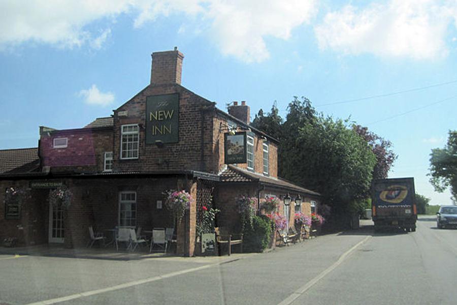 New Inn pub, North Thoresby