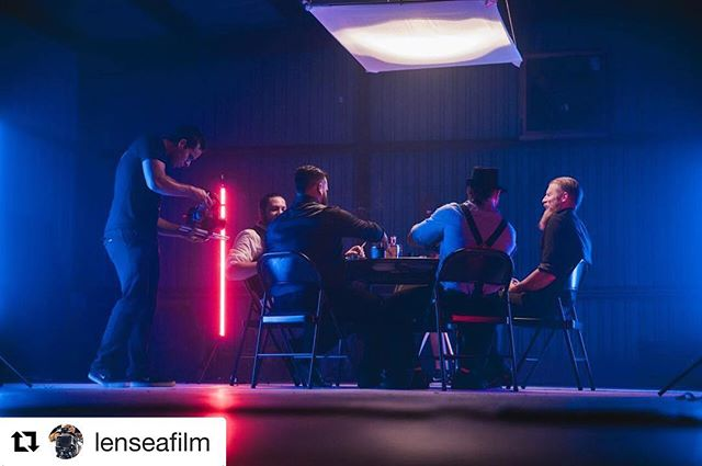 """Be careful what you wish for""🔮 #Repost @lenseafilm with @get_repost ・・・ A #bts look at our weekend w/ @arsonwave for their latest music video. Stoked to have our talented friend Mr. @jadallahholla dp'ing for us. Shoutout to our new friend @lloydandersonphoto for the photos 📸 // #arsonwave #metal #2018 #pensacola #media #film #music #photography #art #band"
