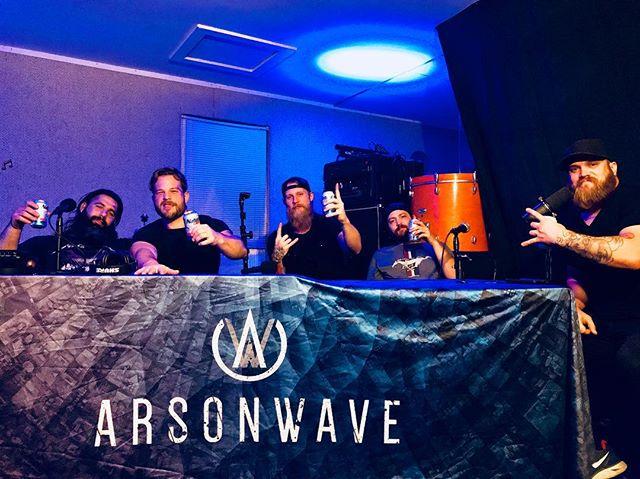Whole lotta' gang shit 🤘🏻 // #arsonwave #podcast #brotherhood