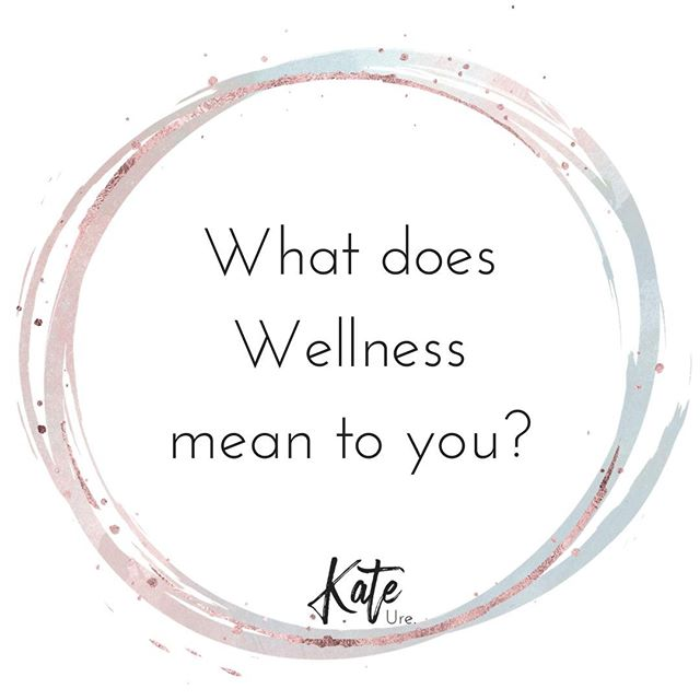 We all have different perspectives when it comes to our health and specifically the word 'wellness.'⠀⠀⠀⠀⠀⠀⠀⠀⠀ .⠀⠀⠀⠀⠀⠀⠀⠀⠀ I polled some corporate clients at a seminar I hosted recently and asked them what they thought of when hearing the word 'wellness.'⠀⠀⠀⠀⠀⠀⠀⠀⠀ .⠀⠀⠀⠀⠀⠀⠀⠀⠀ These are some of the responses I got:⠀⠀⠀⠀⠀⠀⠀⠀⠀ -being⠀⠀⠀⠀⠀⠀⠀⠀⠀ -fit/thin/in shape⠀⠀⠀⠀⠀⠀⠀⠀⠀ -eating well/not eating junk food⠀⠀⠀⠀⠀⠀⠀⠀⠀ -exercising/being active⠀⠀⠀⠀⠀⠀⠀⠀⠀ -not drinking alcohol or smoking⠀⠀⠀⠀⠀⠀⠀⠀⠀ -being healthy and free of disease⠀⠀⠀⠀⠀⠀⠀⠀⠀ .⠀⠀⠀⠀⠀⠀⠀⠀⠀ I'm curious. What does the Wellness mean to you?⠀⠀⠀⠀⠀⠀⠀⠀⠀ ----⠀⠀⠀⠀⠀⠀⠀⠀⠀ #kureliving #kurecommunity #kurelivingcommunity #kurelivingmom #kurelivingcoach #kureyourlife⠀⠀⠀⠀⠀⠀⠀⠀⠀ #transformyourlife #lifecoachforwomen #entrepreneur #transformationalcoach #loveyourlife #spiritjunkie #bossbabes #girlbosslife #freedomliving #womenempoweringwomen #bestkeptself #pursueyourpassion #beyou #abundancemindset #mybeautifullife #mantras #inspirationdaily #selflovequotes #consciousliving #letloveshine#womenempowerment #livewithpurpose #freeyourheart #positivemindset
