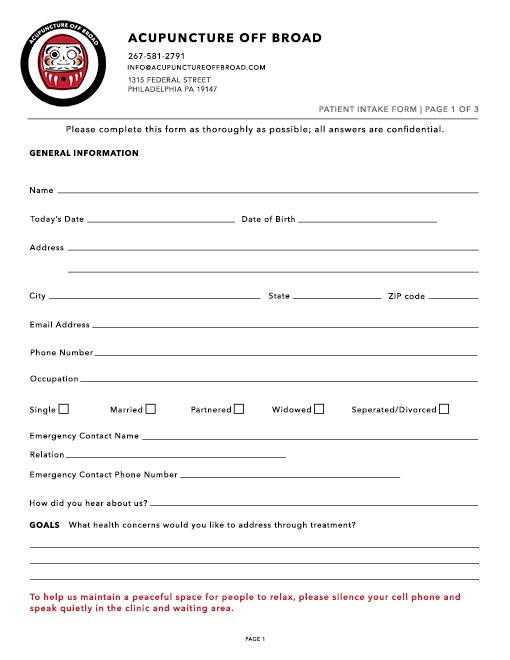 CLICK ON THE image TO DOWNLOAD THE intake form
