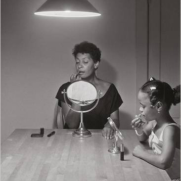Kitchen Table Series    Carrie Mae Weems Damiani, 2016