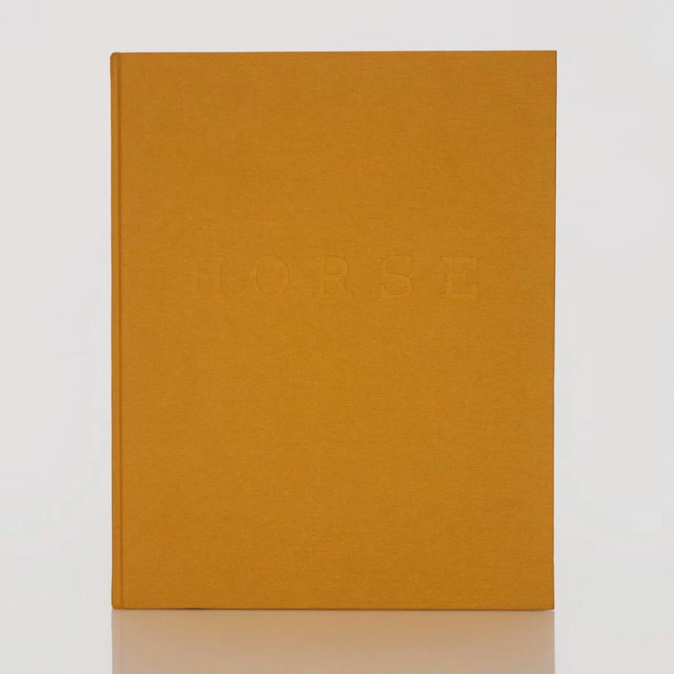 Horse    Jitka Hanzlová Koenig Books, 2016