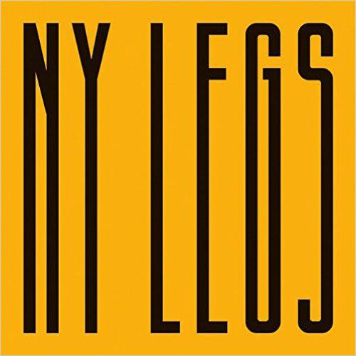 New York Legs Stacey Baker Kehrer Verlag, 2016