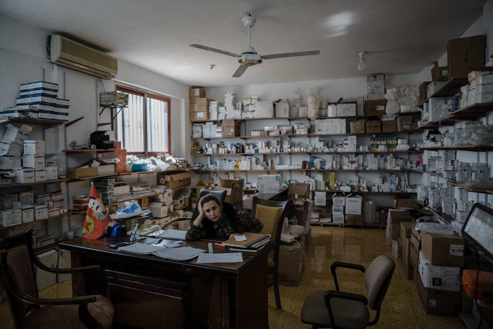 ANDREA DICENZO Erbil, Iraq www.andreadicenzo.com @andreadicenzo // @andreadicenzo