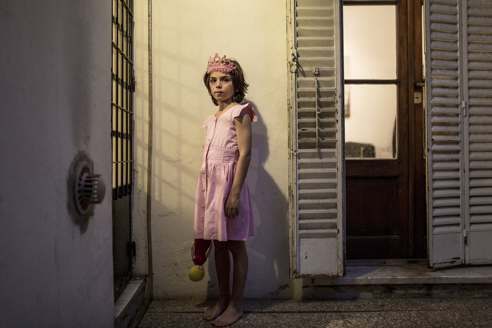 "FLORENCIA TRINCHERI |  @florenciatrincheri   This image belongs to an ongoing project ""Character,"" which follows the photographer's son and daughter as they grow up and explore their place in the world."