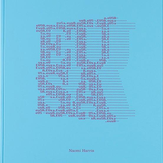 E.U.S.A.   Naomi Harris Kehrer Verlag, 2018