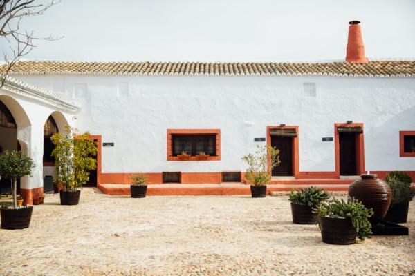 The lovely Finca Sierra de la Solana