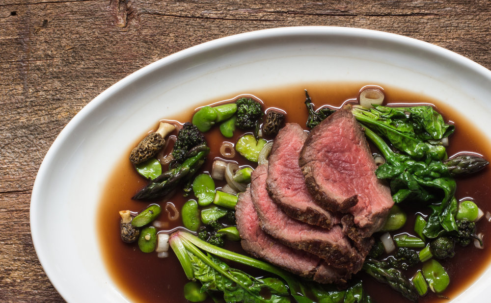 Spring Lamb Roast With Elder Buds and Morel Mushroom Jus  (2).JPG